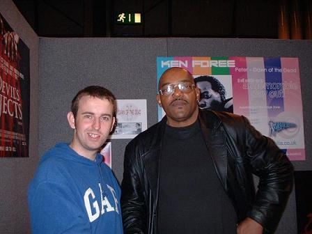 Ken Foree - Devils Rejects and Dawn of the Dead