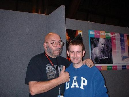 Sid Haig - Devils Rejects, House of 1000 Corpses