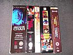 Here are my boxsets:    The Jackie Chan Collection featuring Crime Story, Heart of the Dragon, Dragon Lord and Heromakers (documentary)  The Police...