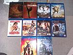 This is my current Blu-ray Collection:    The Accidental Spy  The Karate Kid (Steelbook)  The Founding of a Republic  The Forbidden Kingdom  The...