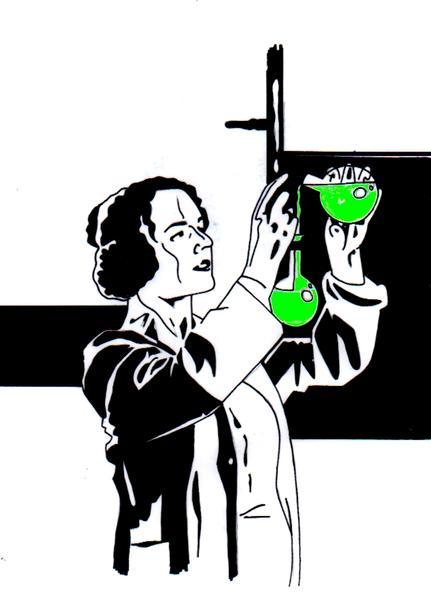 Perfect Chemistry (commission - Antonella Fulci).