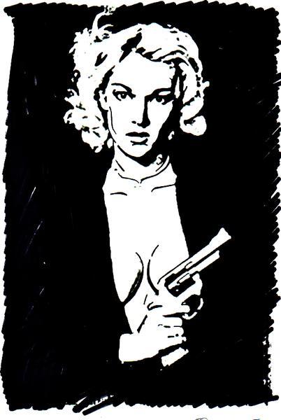 Brigitte Lahaie 2 (commission).