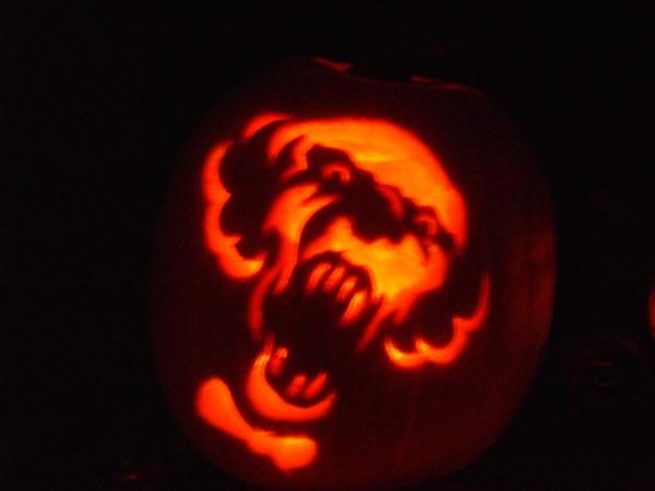 my pumpkin '09