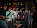 Me with Hong Kong band Old Man On The Chair and a number of other very cool people