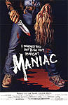 maniac movie poster