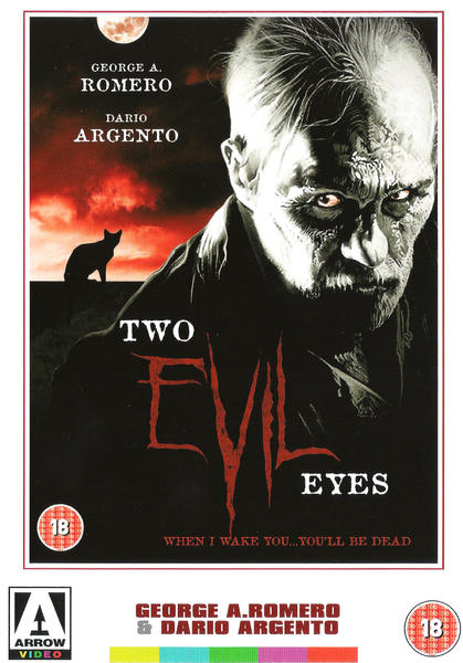 Two Evil Eyes Alternate Front
