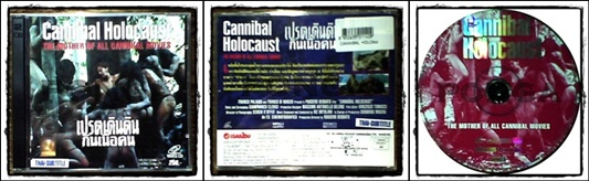 Cannible Holocaust (VCD)