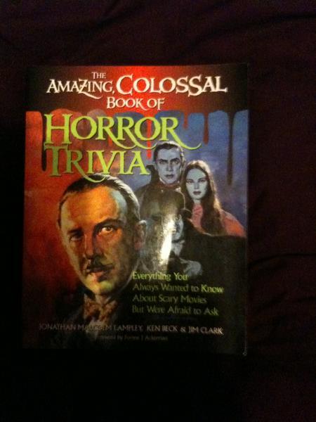 Great trivia/quiz book