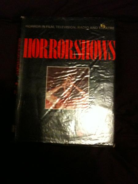 Horrorshows-contains hundreds of mistakes,corrected by a 12 year old Rik in pencil!