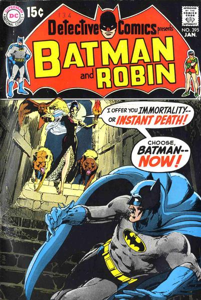 detective comics 395 001