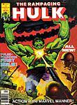 Rampaging Hulk Magazine#1