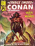 Savage Sword of Conan #17 01