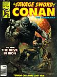 Savage Sword of Conan #15 01