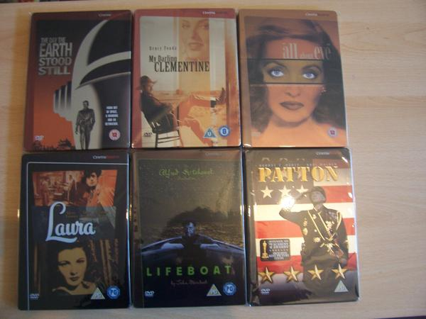 Cinema Reserve 1-6